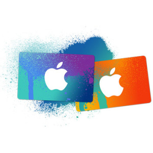 $25 Apple Gift Cards